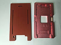 Фиксатор (Молд) для склеивания модуля iPhone6 металл