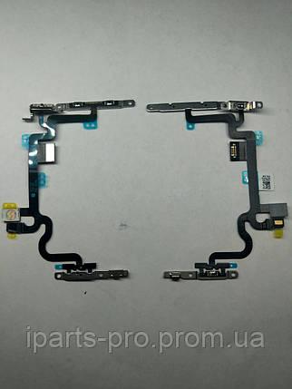 Шлейф для iPhone7 (4.7') Power On/Off Flex orig , фото 2
