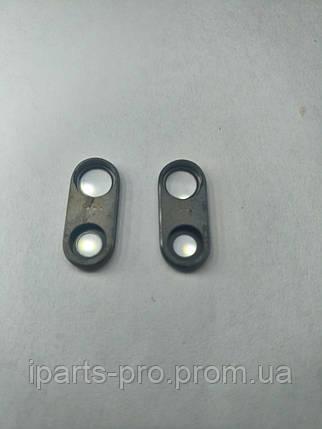 Кольцо двойной камеры со стеклом + стекло всышки для iPhone7 (5.5'), фото 2