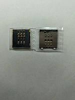Конектор сим-карты для монтажа на плату для iPhone6 (4,7)