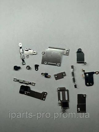 Набор внутрикорпусных мелких запчастей для iPhone6S (4,7'), 24шт, фото 2
