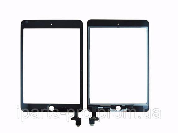 TOUCHSCREEN для iPad mini3 ЧЁРНЫЙ Orig + IC (с олеофобным покрытием), фото 2