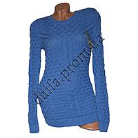 Женский вязаный свитер R534-1 (р-р 46-48) оптом в Одессе. Интернет-магазин Daifa.