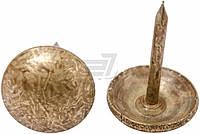 Гвозди декоративные 1.4х13 мм 40 шт золото EXPERT FIX