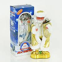 Дед Мороз, музыка, свет, движение, 2 вида, в коробке