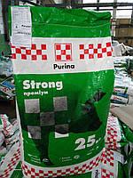 Белково минеральная витаминная добавка Концентрат БМВД для откорма свиней Стартер Strong PURINA мешок 25 кг