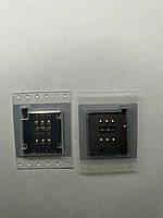 Конектор сим-карты для монтажа на плату для iPhone6S (4.7)
