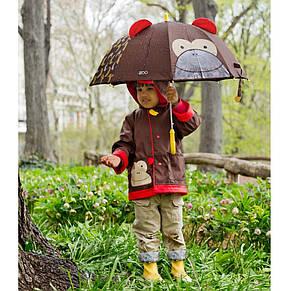 Плащ дощовик дитячий Мавпочка Skip Hop розмір S, фото 2