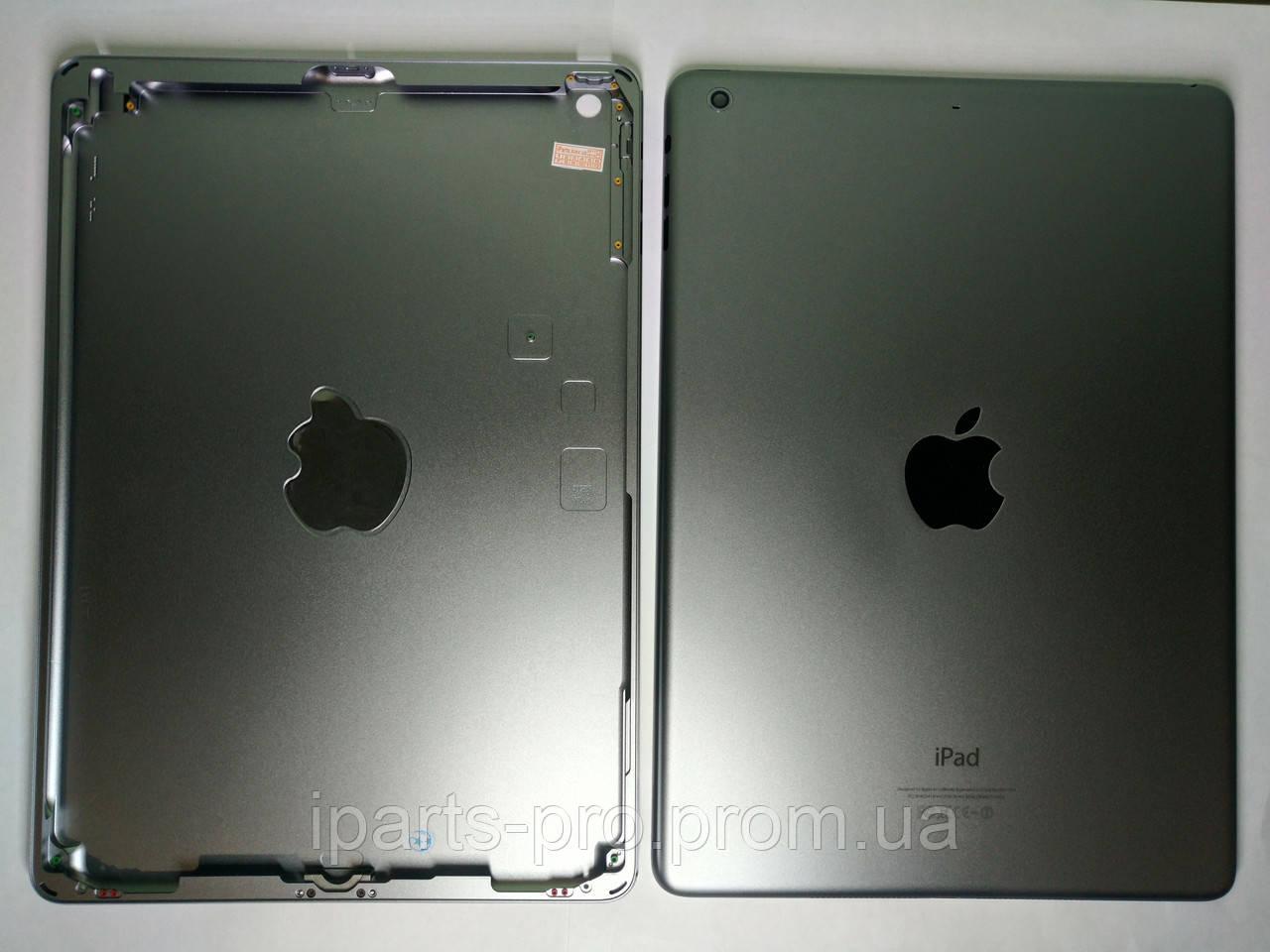Задняя крышка Back Cover для iPad 5 Air WiFi ТЕМНО-СЕРЫЙ