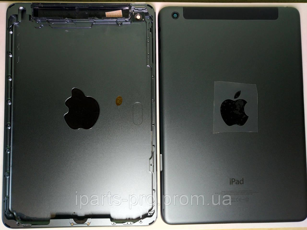 Задняя крышка Back Cover для iPad mini 3G ТЕМНО-СЕРЫЙ