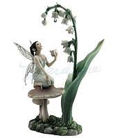 Коллекционная статуэтка Veronese Фея долины ландышей WU76889AA