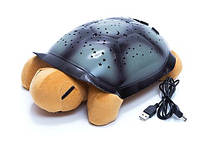 Ночник «Черепашка», проектор звездного неба Twilight turtle +USB шнур!!, Хит продаж