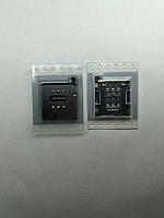 Конектор сим-карты для монтажа на плату для iPhone6/6S (5.5)