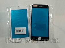 Стекло для iPhone6S Orig БЕЛЫЙ (для ремонта битого модуля)