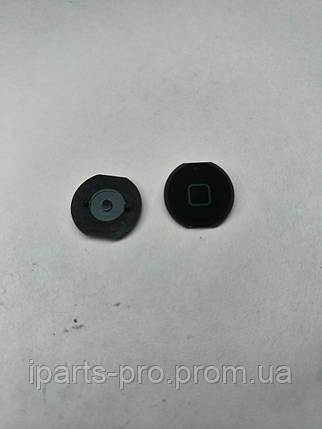 Кнопка Home для iPad 5 Air ЧЕРНЫЙ, фото 2