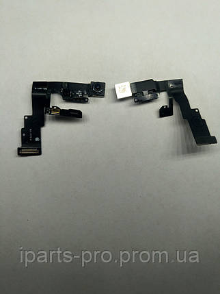 """Шлейф для iPhone 6 (4,7"""") + камера передняя + sensor orig , фото 2"""
