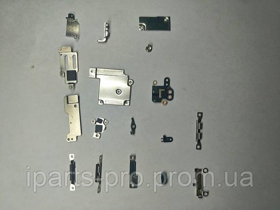 Набор внутрикорпусных мелких запчастей для iPhone 6 (4,7'), 24шт, фото 2