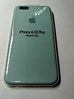 Чехол Silicone Case iPhone 6 плюс /6S плюс Бирюза