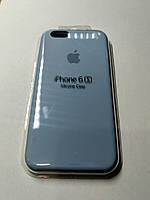 Чехол Silicone Case iPhone 6 /6S  ЛАЗУРНЫЙ