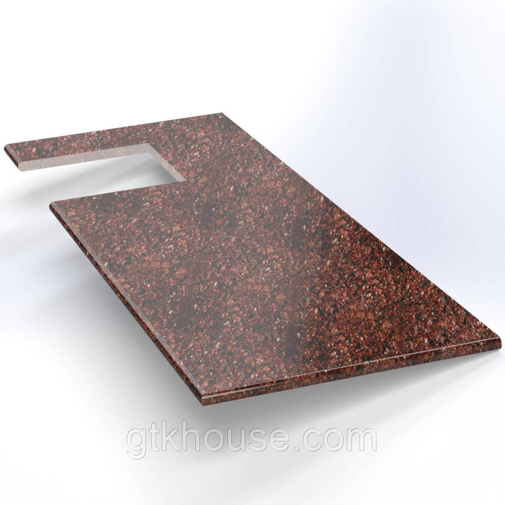 Стільниця  з Токівського граніту