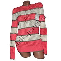 Женский вязаный свитер R781-1 (р-р 46-48) оптом в Одессе. Интернет-магазин Daifa.