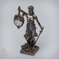"Часы ""Фемида"" (19 см) Veronese Италия"