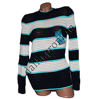 Женский вязаный свитер R781-3 (р-р 46-48) оптом в Одессе. Интернет-магазин Daifa.