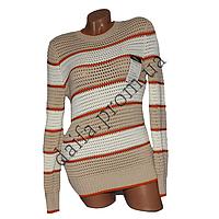 Женский вязаный свитер R781-4 (р-р 46-48) оптом в Одессе. Интернет-магазин Daifa.
