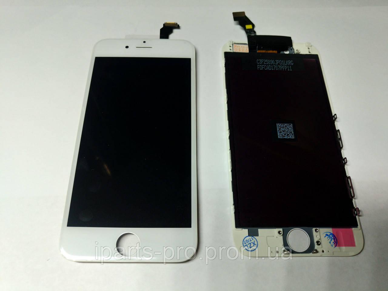 Дисплей Модуль LCD для iPhone6  + Touch Copy БЕЛЫЙ