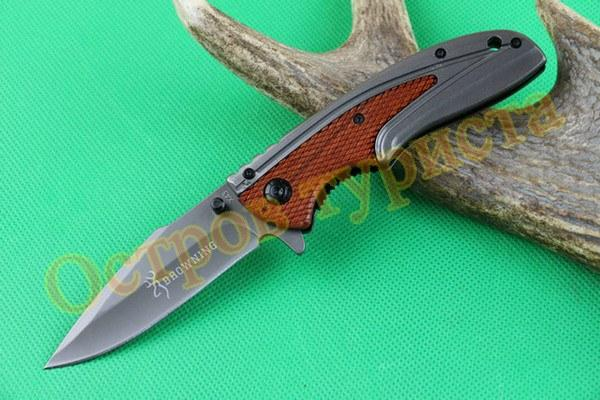 Нож складной Browning X43