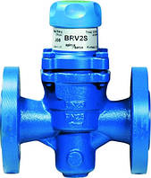 Редукционные клапаны Ду15 - Ду25 BRV2_, BRV2S  (фланцевые, резьбовые)