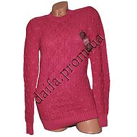 Женский вязаный свитер R783-2 (р-р 46-48) оптом в Одессе. Интернет-магазин Daifa.