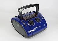 Портативный радиоприемник PX 003, переносное радио бумбокс