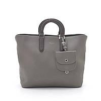 Красивая и элегантная сумка от David Jones бежевый