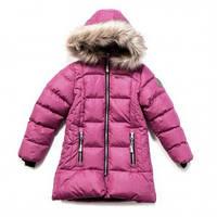 Зимнее пальто Framboise Mix, Nano, Канада, размеры на рост 102 - 160 см