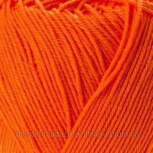 Пряжа Vita COCO Оранжевый