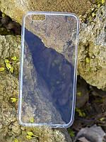 Силикон ультратонкий (0,33мм) iPhone 6/6S (Clear), фото 1