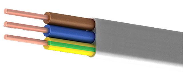 Кабель ВВГ-П (плоский) ззцм