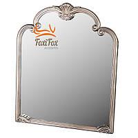 Красивое зеркало настенное в раме Bronze