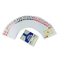 Пластиковые покерные игральные карты