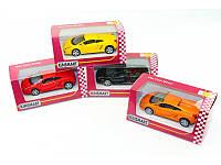 """Детская игрушка металлическая машинка """"Lamborghini Gallardo"""" KINSMART"""