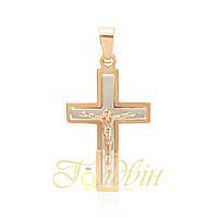 Золотой крестик. П03051