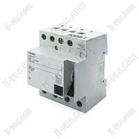 Устройства защитного отключения (УЗО) Siemens 5SM3 342-0 4P 25А 30mA тип AС