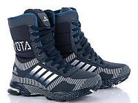 Подростковая зимняя обувь оптом. Подростковые высокие кроссовки бренда Bayota (рр. с 36 по 41)