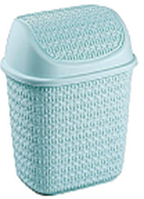 Ведро для мусора  Вязка 7,5л ТР-4043