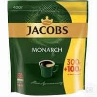 Кофе растворимый Якобс Монарх, 400г, фото 1