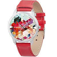 Наручные часы женские Ромбы