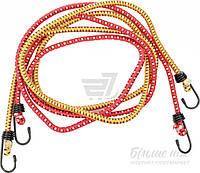 Резиновый шнур с крюками Bungee cord 9 мм 1,8 м