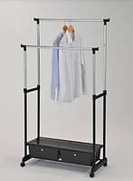 Стойка напольная для одежды Onder Mebli CH-4793 черный