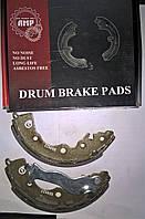 Тормозные колодки задние барабанные  Hyndai Accent с 2005г